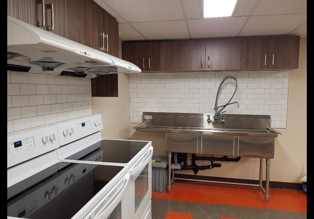Les P'tits plats givrés, un soutien financier pour l'aménagement d'un espace cuisine…